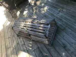 PEI LOBSTER TRAP FOR SALE
