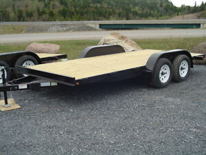 High Quality Equipment Haulers and Car Haulers!