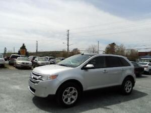 149 BI WEEKLY OAC! 2012 Ford Edge SEL - LEATHER , PANORAMIC ROOF