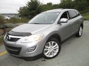 2011 MAZDA CX-9 GT AWD 7-PASSENGER 3.7L V6 (LEATHER, NAV, R/CAM,