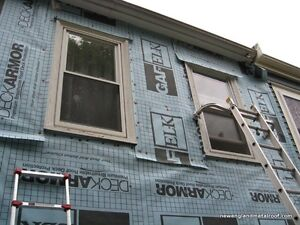 For all your siding and renovation needs no money down St. John's Newfoundland image 1