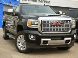 2018 GMC Sierra 2500HD Sunroof & 5th Whl. Pkg