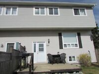 End unit townhouse for rent (East)