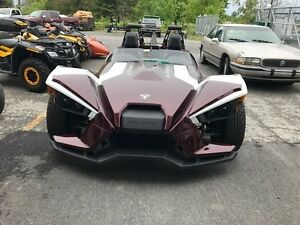 2017 Polaris SLINGSHOT SL LE MIDNIGHT CHERRY