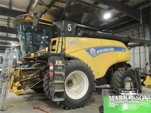 NH CR9.90 Combine - GPS, DSP, Telematics, 718hrs sep, 0% - 24mos