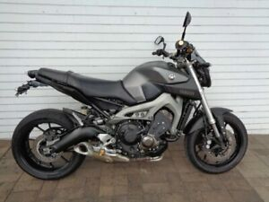 2013 Yamaha MT-09 Bungalow Cairns City Preview