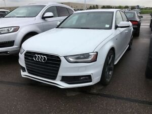 2014 Audi A4 2.0 8sp Tiptronic Technik