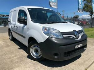 2016 Renault Kangoo F61 Phase II White 4 Speed Automatic Van Mulgrave Hawkesbury Area Preview