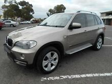 2007 BMW X5 E70 3.0SI Executive Gold 6 Speed Steptronic Wagon Maidstone Maribyrnong Area Preview