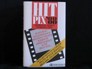 Hit-Pix-88-Cassette-Tape-Kylie-Minogue-AC-DC-Choirboys-Icehouse-Divinyls
