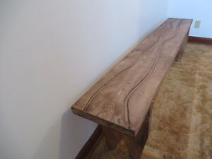 redpine handcraft Bench