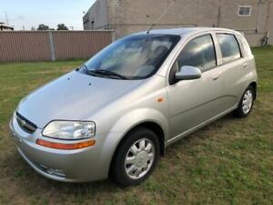 "2004 Chevrolet Aveo $650 ""as traded"""