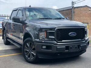 2019 Ford F150 CrewCab XLT Grey 10 Speed Utility Fairlight Manly Area Preview