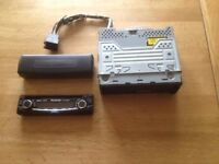 Panasonic CQ-C1303NW Radio /CD /MP3 / RDS Headunit with AUX input