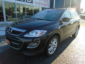 2012 Mazda CX-9 **FULLY LOADED!! POWER GATE & LEATHER**  GT!!