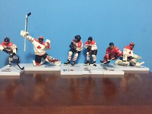 McFarlane Hockey Figurines