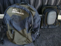 Ron Thompson Fly/Course/Carp Fishing or Walking/Rambling Backpack/Rucksack
