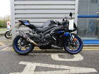 GSXR1000R - Only 630 Miles!
