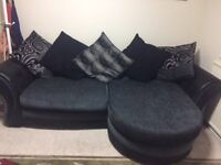 DFS lounger sofa for sale