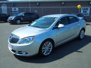 2014 BUICK VERANO BASE- REMOTE STARTER, HEATED FRONT SEATS, REAR