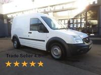 2012 Ford Transit Connect 1.8TDCi 90ps LWB High Roof *Park/Sens*E/W* Diesel whit