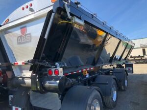 ABS Live Bottom Trailers Available