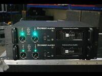 Crest audio pro 8200 power Amplifier