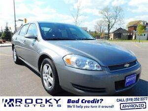 Chevrolet Impala LS - BAD CREDIT APPROVALS