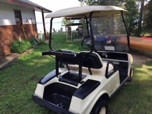 Golf Cart, located near Barry's Bay