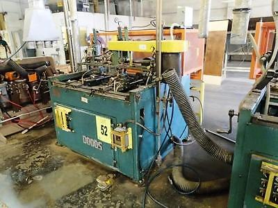 Dodds Fd-36 Automatic French Dovetail Machine Woodworking Machinery