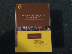 Criterion Eclipse - The Actuality Dramas of Allan King