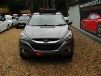 2011 Hyundai Ix35 1.6 GDi Style 2WD 5dr SUV Petrol Manual