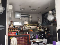 """TO LET RUNNING CAFE/RESTAURANT """"A3/A5"""" """"LEASE ASSIGNMENT"""", """"TOOTING BEC"""", SW17 8BD"""