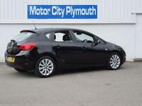 2011 11 VAUXHALL ASTRA 1.6 EXCLUSIV 5D 113 BHP