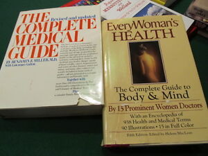 Health Reference Books,