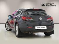 2013 VAUXHALL ASTRA GTC COUPE
