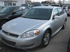 2011 Chevrolet Impala LS ONLY $7,900