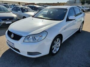 2011 Holden Epica EP MY11 CDX White 6 Speed Automatic Sedan Wangara Wanneroo Area Preview