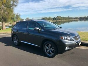2011 LEXUS RX450 HYBRID Five Dock Canada Bay Area Preview