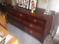 7 Drawer Solid Wooden Dresser