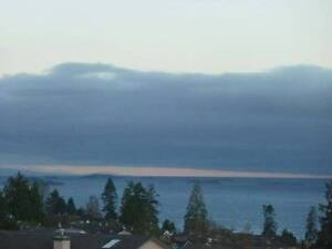 Ocean view 3 bedrooms for Rent (North Nanaimo)
