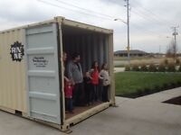 20' or 40' Portable Storage Containers For Rent or For Sale