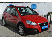FIAT SEDICI Can't get car finance? Bad credit, unemployed? We can help!