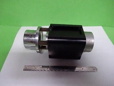 Microscope Part Ortholux Ernst Leitz Germany Illuminator Lens As Is Af-e-57