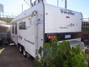 "2009 TRAVELLER PENTHOUSE 21'6""FT #4204C Bellevue Swan Area Preview"