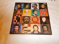 Vinyl LP Face Dances – The Who Polydor SPELP 112 Stereo 1981