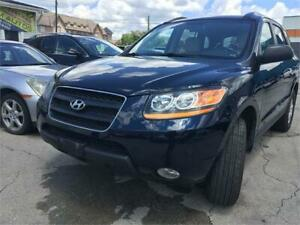 2009 Hyundai Santa Fe GL AWD Dealer Maintained Leather SunRoof