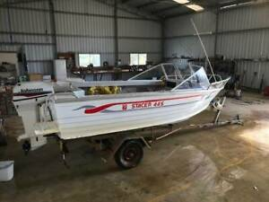 Savage 4.45 Runabout with all the gear