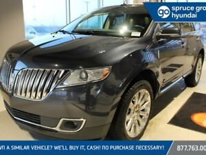 2014 Lincoln MKX AWD, HEATED LEATHER, SUNROOF