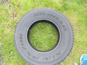 BRAND NEW TRUCK TIRES 10 PLY 265 70 17 ! 10 PLY BRAND NEW